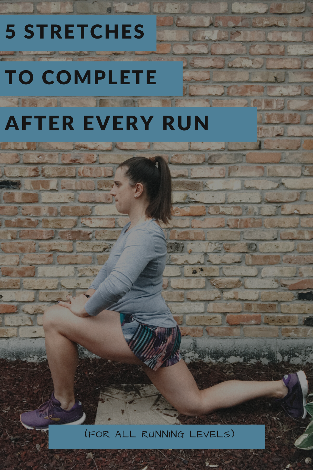 5 Stretches To Complete After Running