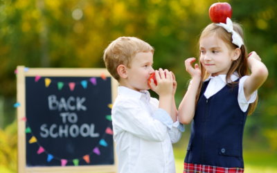 3 Ways To Boost Immunity For The Start of School