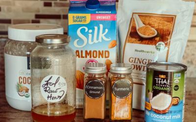 Homemade Golden Milk