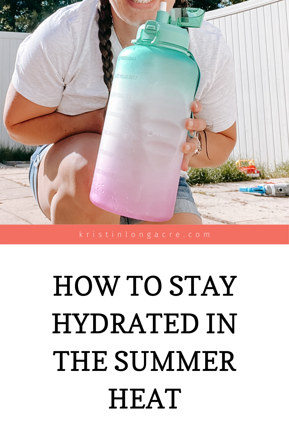 How To Stay Hydrated In Summer Heat