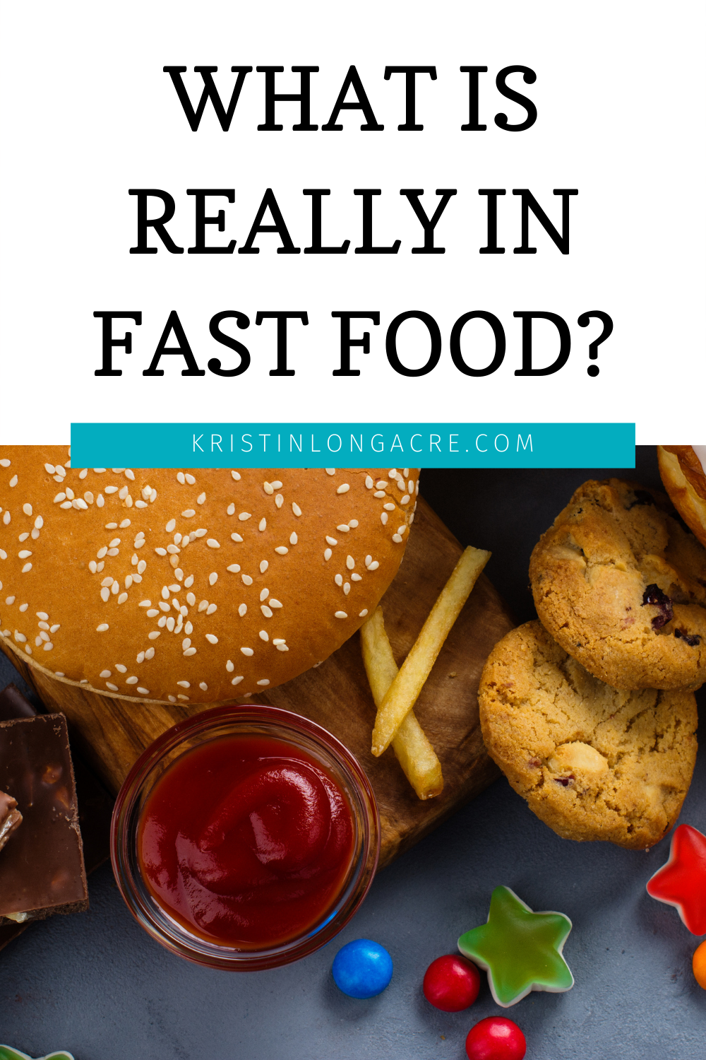 What is really in fast food